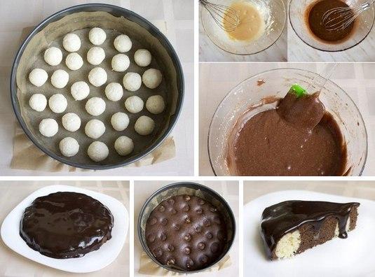 Чокопай рецепт с пошаговым