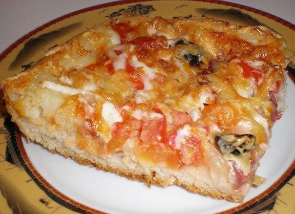 Духовка для пиццы своими руками