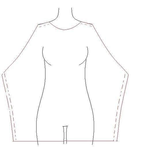 Как сшить простое платье своими руками без