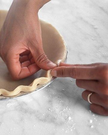 Как сделать верх у пирога 333