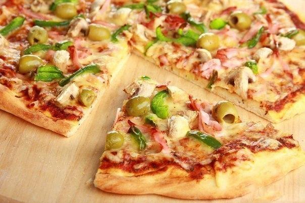 Начинки пиццы в домашних условиях