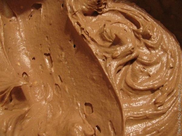 Как сделать крем из шоколада и сливочного масла