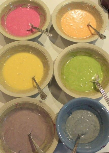 Как сделать крем без красителями 123